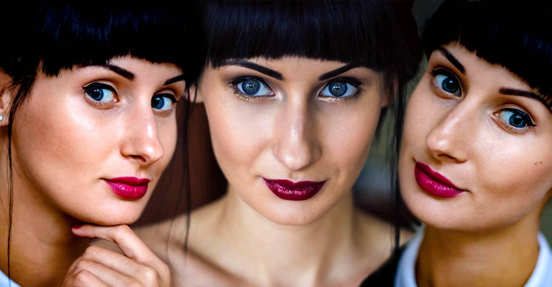 Blue eyes morfopsicologia